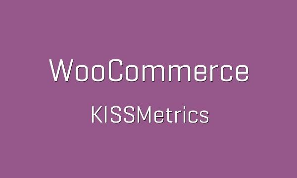 WooCommerce KissMetrics 1.10.1 Extension