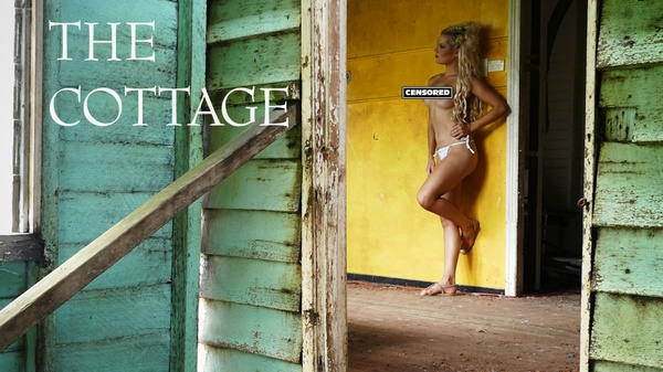 The Cottage - (Art Nude Version) HD Video Screensaver