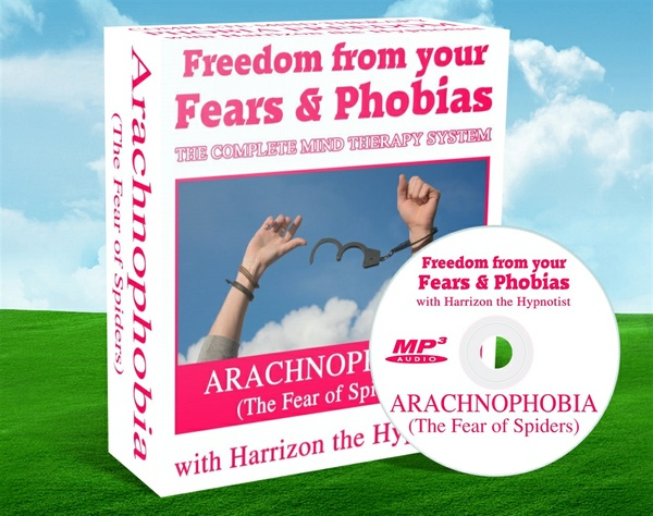 Overcome your Fear of Spiders (Arachnophobia) with Complete Mind Therapy