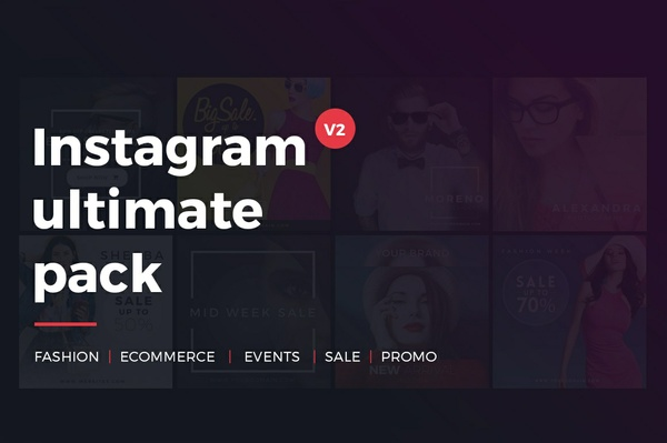Instagram Ultimate Pack Vol 2