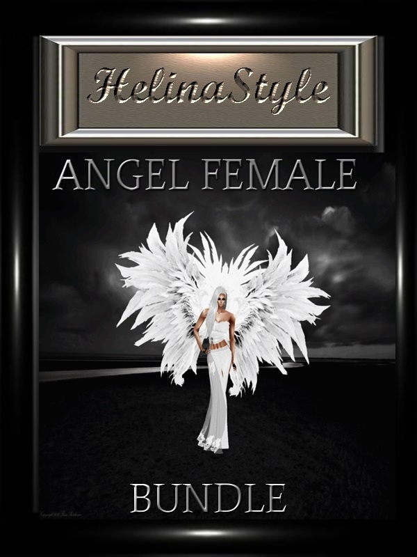 ANGEL FEMALE ( BUNDLE)