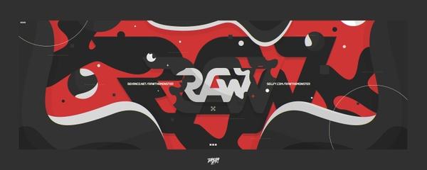 Raw Header PSD