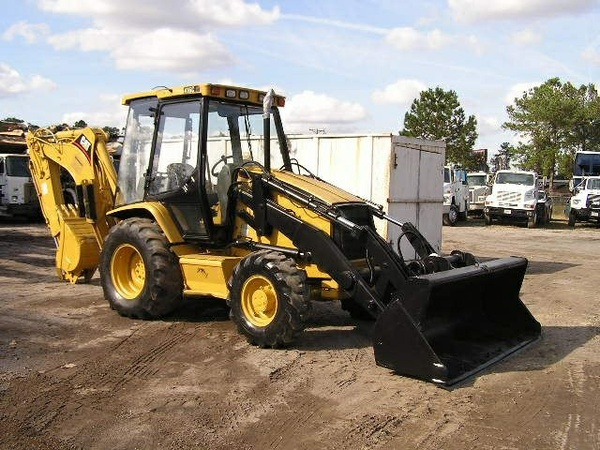 Caterpillar 416C, 426C, 428C , 436C and 438C Backhoe Loaders Repair Service Manual INSTANT DOWNLOAD