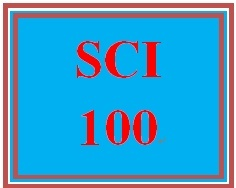 SCI 100 Week 2 Fitness and Nutrition Paper