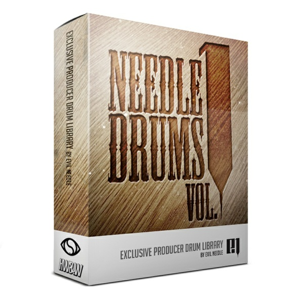 Evil Needle Drum Kit vol. 1