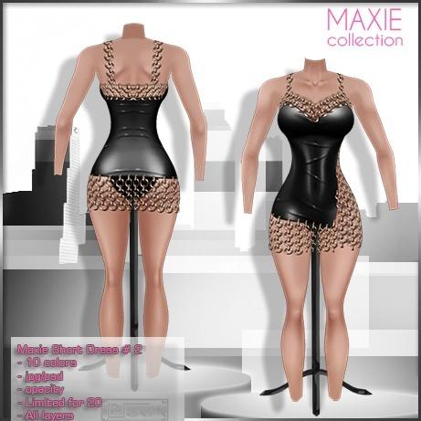 2014 Maxie Short Dress # 2