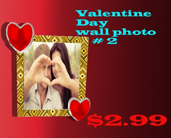 mesh quatro valentine day (wall photo)