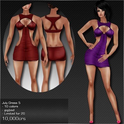 2013 Jul Dress # 5