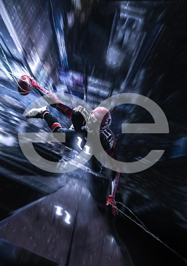 Julio Spiderman