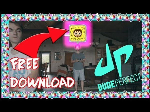 Snapchat QR Code Tracking Tag - Edit Like Dude Perfect - Final Cut Pro