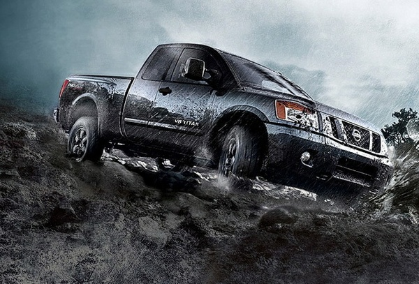 2004-2009 Nissan Titan-A60 series, OEM Service Repair Manual (PDF)