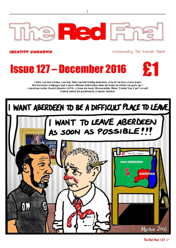 The Red Final, Issue 127
