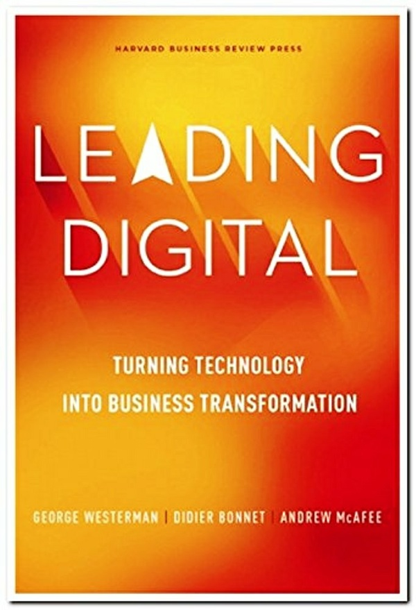 Leading Digital Turning Technology into Business Transformation ( PDF , Instant download )