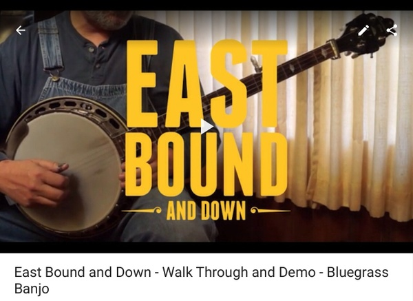 East Bound and Down Tab