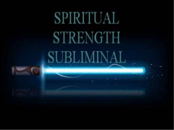 Spiritual Strength ReCalibrate MP3