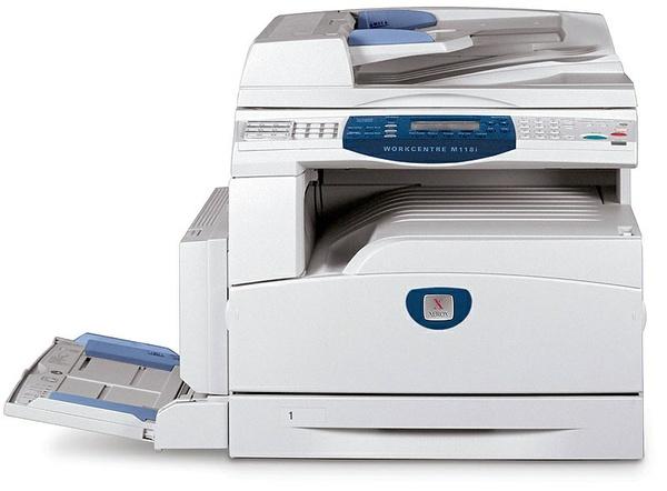 Xerox CopyCentre C118, WorkCentre M118 copier/printers Service Repair Manual