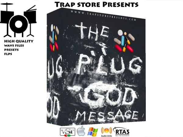 Trap Store Presents - THE PLUG GOD MESSAGE V2