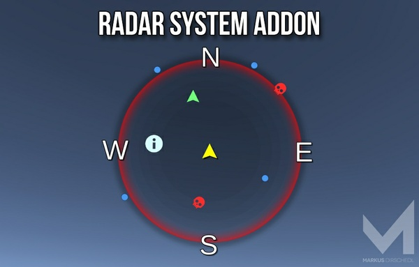 Invector - Radar Addon