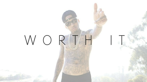 Worth it - Club Hip Hop RnBass Kid Ink Type Beat Instrumental