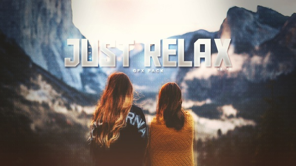 Just Relax - By ItsEndy (Graphics Pack)