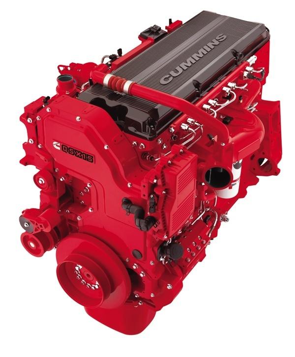 Cummins Signature, ISX, QSX15 Engines Service Repair Manual