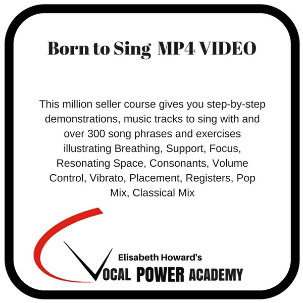 Born to Sing VIDEO MP4