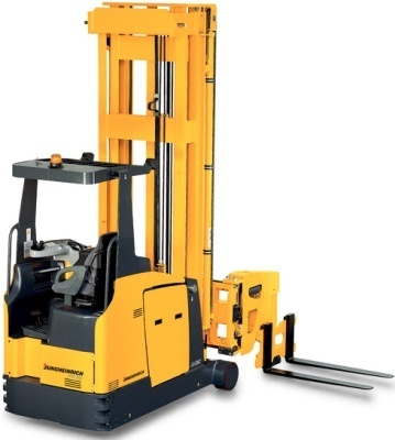 Jungheinrich Electric stacker ETX 513, ETX 515 (10.2004-03.2011) Workshop Service Manual