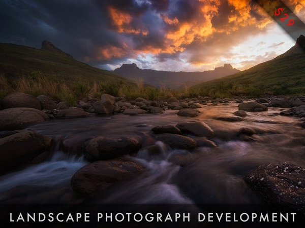 Landscape Photograph Development Video Tutorial Series