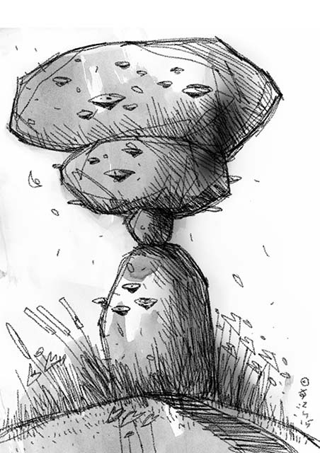 Balancing the Stone again...