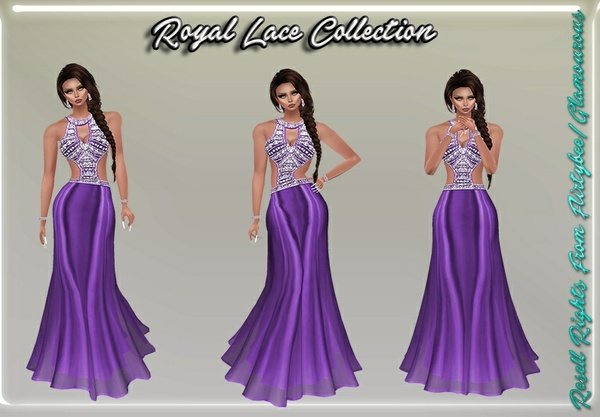Royal Lace Catty Only!!!