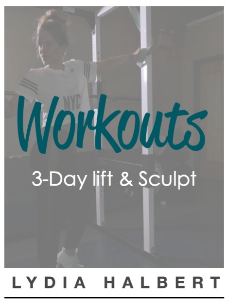 3-Day Lift & Sculpt