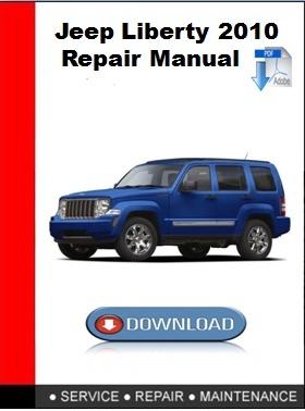 Jeep Liberty 2010 Repair Manual