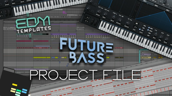 Ableton Live Future Bass Template 15.02