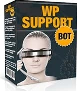 WordPress Support Bot