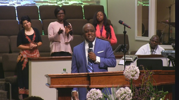"Pastor Sam Emory 07-09-17am "" The Master's Touch "" MP4"