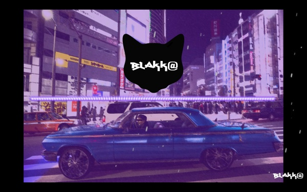 """2 M.P.H."" Travis Scott x A$AP Rocky Type Beat (Prod. BLAKK@)"