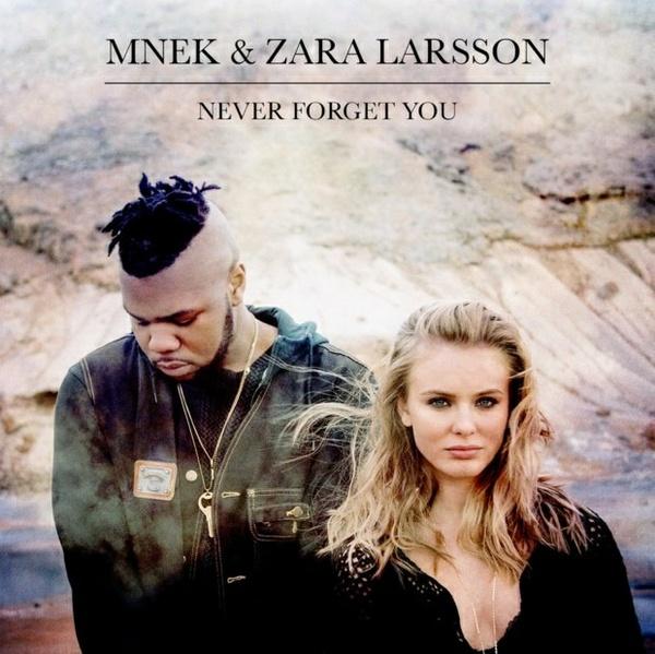 "Zara Larsson, MNEK - ""Never Forget You"" (MIDI)"