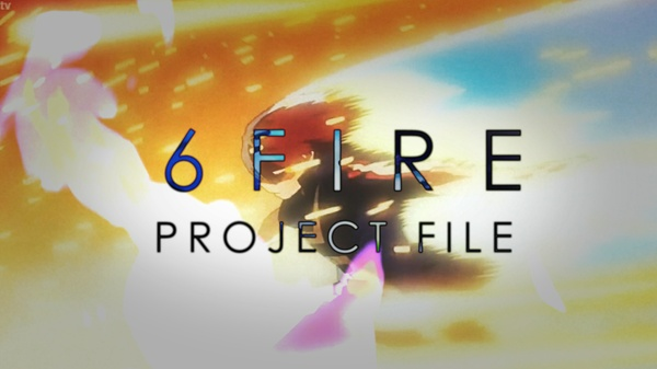 6Fire COMPLETE Project File