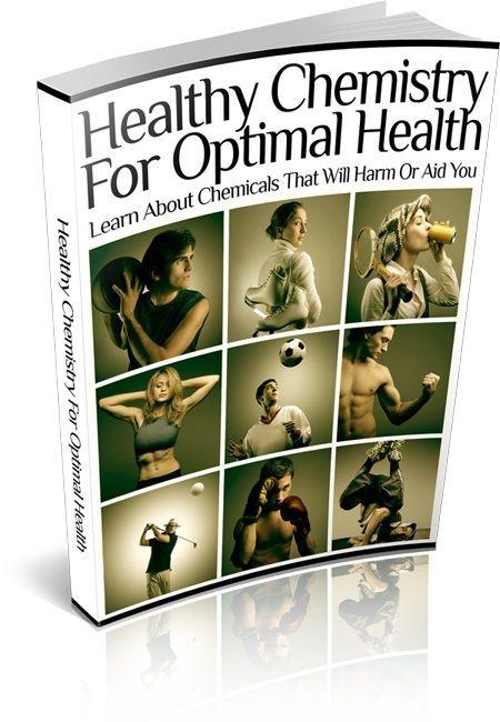 Healthy Chemistry For Optimal Heath