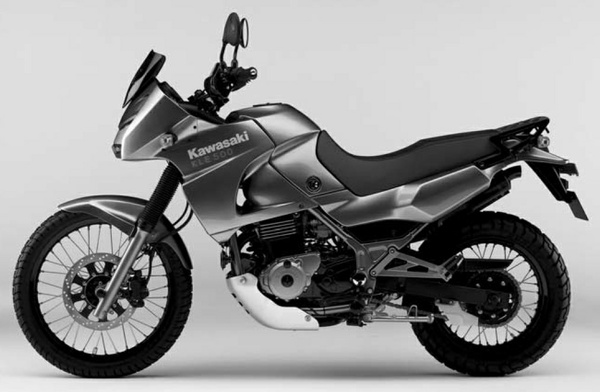 2005 Kawasaki KLE500 Service Repair Manual Download