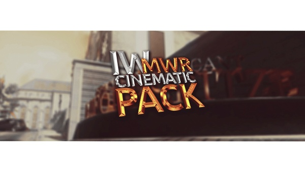 FREE IW/MWR CINEMATIC PACK