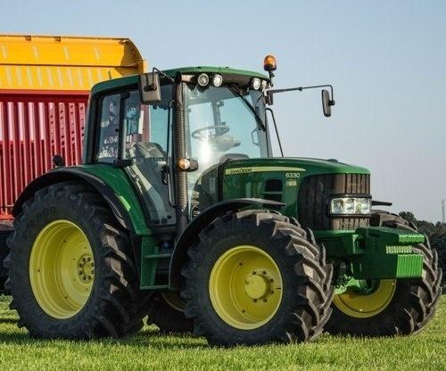 John Deere 6230, 6330, 6430, 6530 & 6630 Premium European Tractors Service Repair Manual TM8008