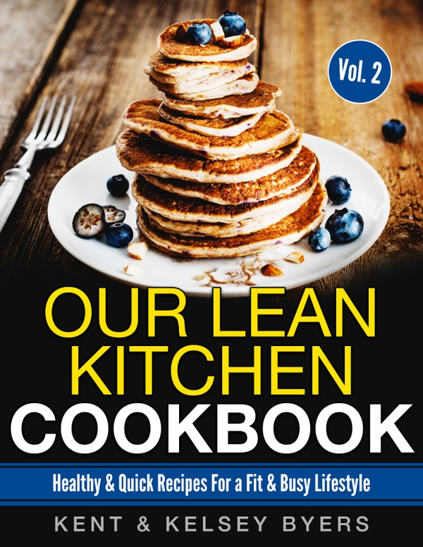 Our Lean Kitchen Cookbook, Vol 2