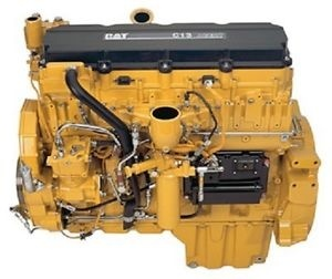 Cat Caterpillar C11 C13 Truck Engine Disassembly & Assembly Shop Manual Download