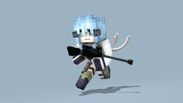 MC Sinon Rig (SAO)(#FD)(FMR5Edit)