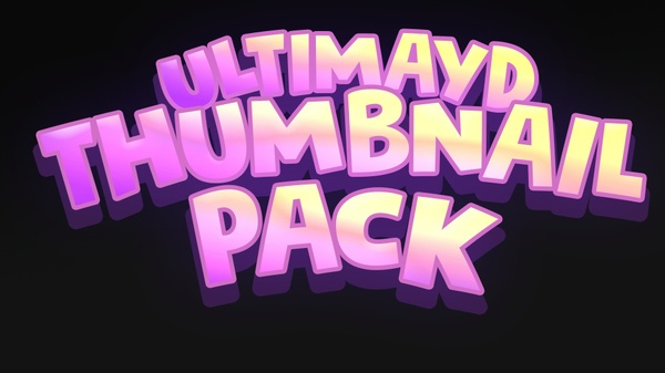 ULTIMAYD THUMBNAIL PACK BY MAYD