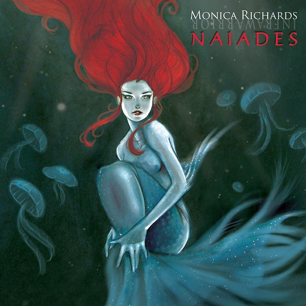 Monica Richards - Naiades - Full Album