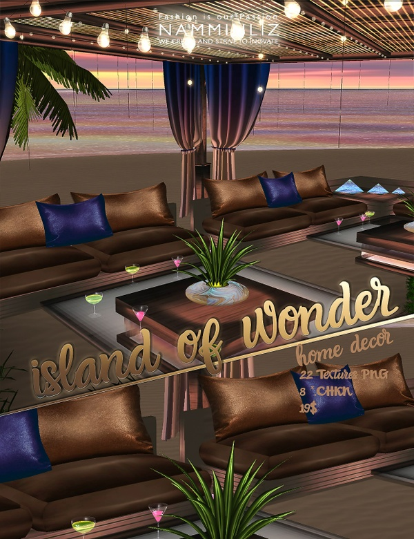 Island of wonder 22 Texture PNG imvu Home Decor