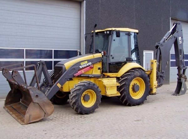VOLVO BL71 BACKHOE LOADER SERVICE REPAIR MANUAL - DOWNLOAD