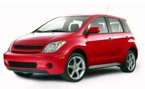 2004-2006 Toyota Scion xA Service Repair Manual Download